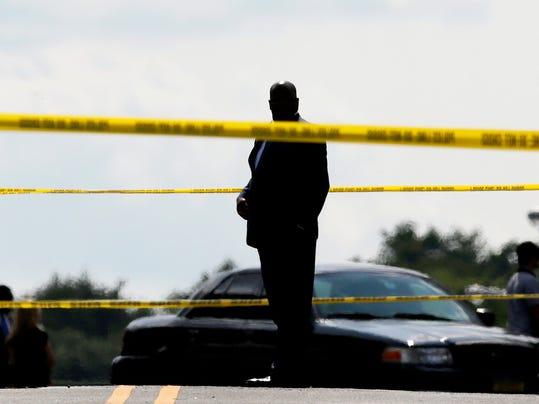 Newark Officer Shot