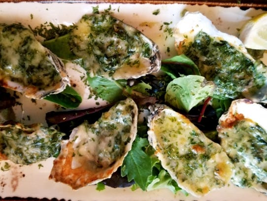 "Riverwalk Cafe's Oysters Rocka ""Feder"" is Chef/Owner"