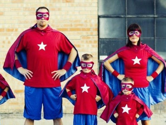 Calling all superheroes! The inaugural Sock & Undie