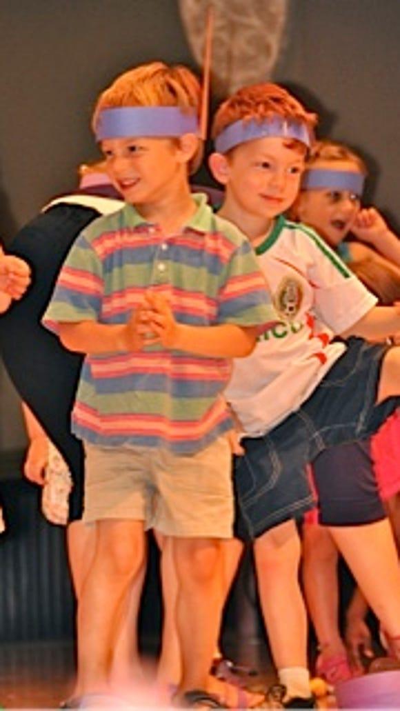 Hochstein's Arts in Action Summer Camps