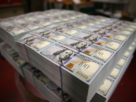 "The topic of Wednesday's debate is ""Your Money, Your Vote."" (Mark Wilson, Getty Images)"
