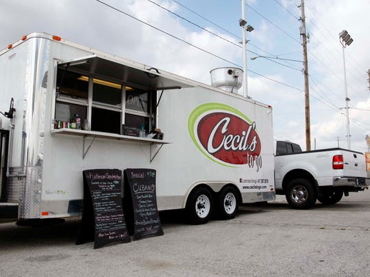 Cecil's To Go in Springfield.