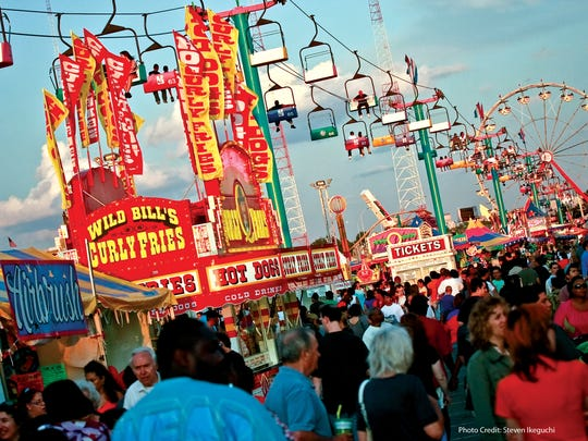State Fair Meadowlands runs through July 7 in East Rutherford.