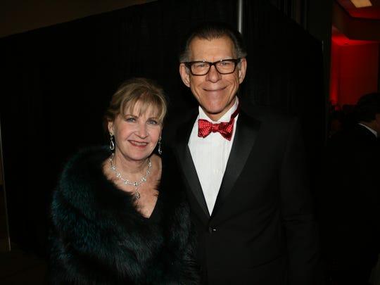 Richard and Vickie Burdine at the Abilene Philharmonic