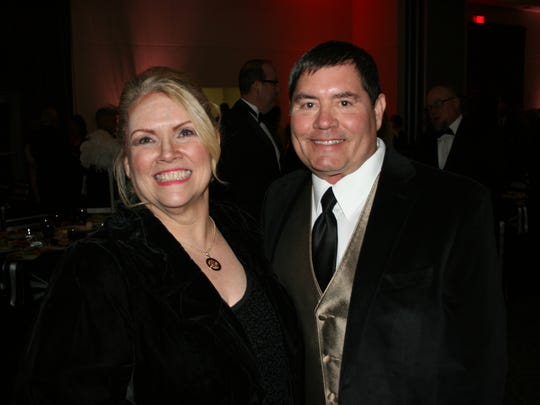 Vance and Mary Cooksey at the Abilene Philharmonic