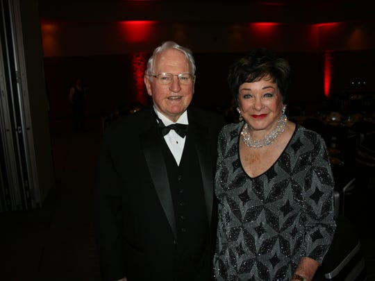 H.L. and Billy Proctor Shaw at the Abilene Philharmonic