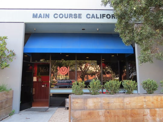 Main Course California runs its catering operations