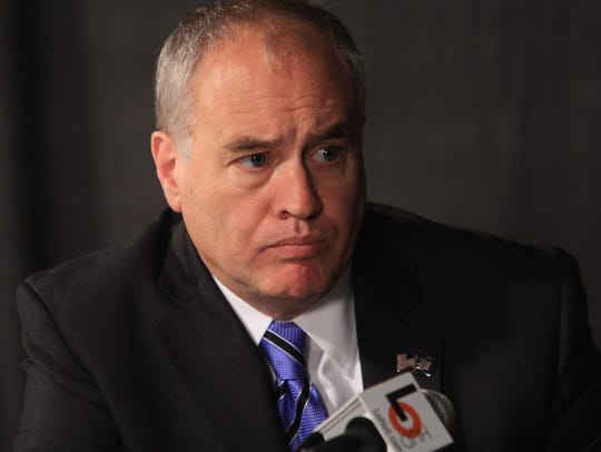 New York State Comptroller Thomas DiNapoli accepted