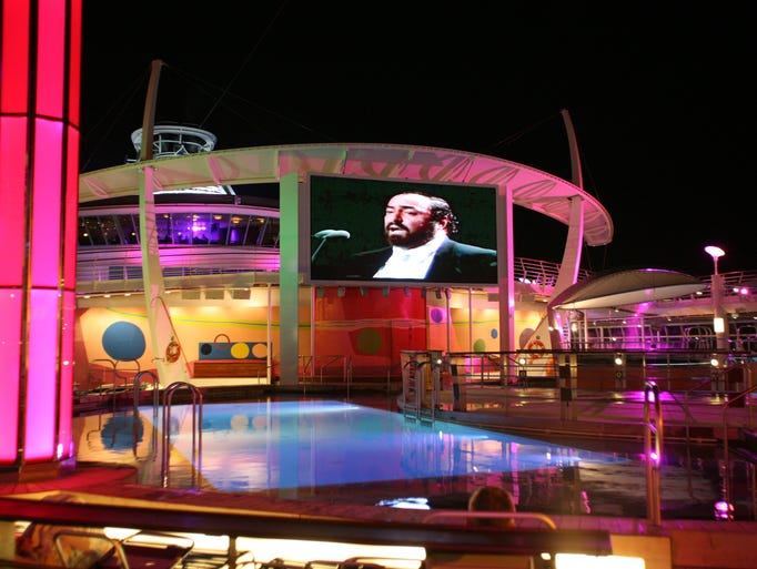 Wanna Splash Or Snooze? Find The Right Cruise Pool For You