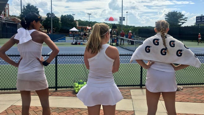 Vanderbilt's comeback against Stanford in the NCAA national championship came up short Tuesday at Wake Forest Tennis Complex.