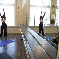 Yoga twerks to hip-hop's gritty trap sound