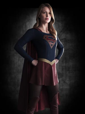 'Supergirl' returns for Season 3.
