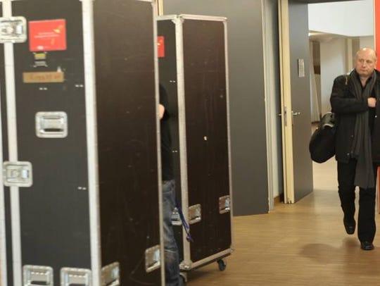maestro backstage