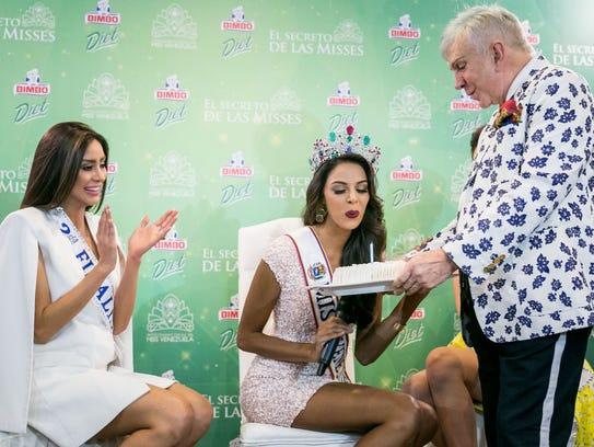 El ex presidente de la Organización Miss Venezuela