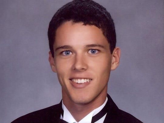 James Stern of Camarillo, California, graduated from