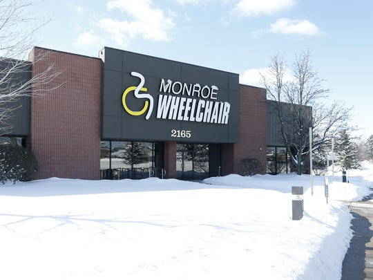 Monroe Wheelchair is headquartered in a new 28,000-square-foot