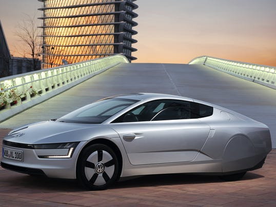 Test Drive Vw Xl1 Shows How To Get 200 Mpg