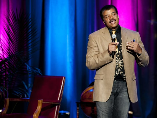 Astrophysicist Neil deGrasse Tyson, pictured in 2013, will release his next book in the spring.