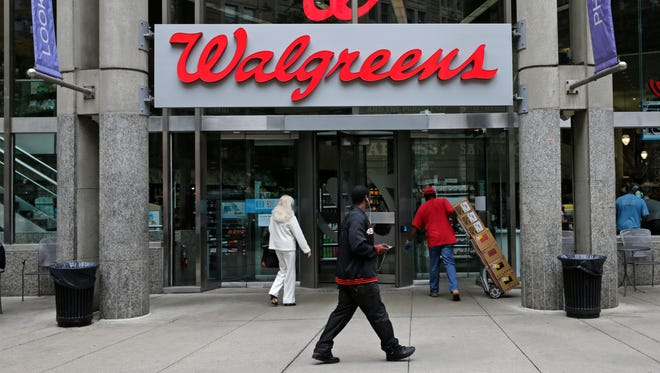 A Walgreens in Boston.