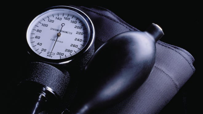 Health officials urge adults to manage their blood pressure.