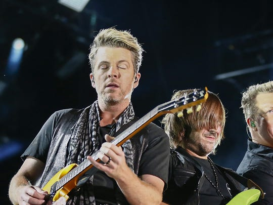 Rascal Flatts will perform at Bethel Woods.