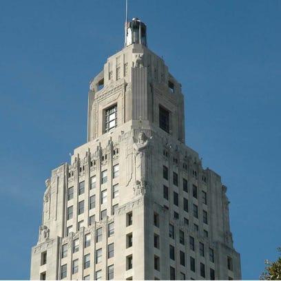 Under Louisiana's constitution, surplus dollars can