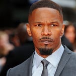 "LONDON, ENGLAND - APRIL 10:  Jamie Foxx attends the World Premiere of ""The Amazing Spider-Man 2"" at Odeon Leicester Square on April 10, 2014 in London, England.  (Photo by Anthony Harvey/Getty Images)"