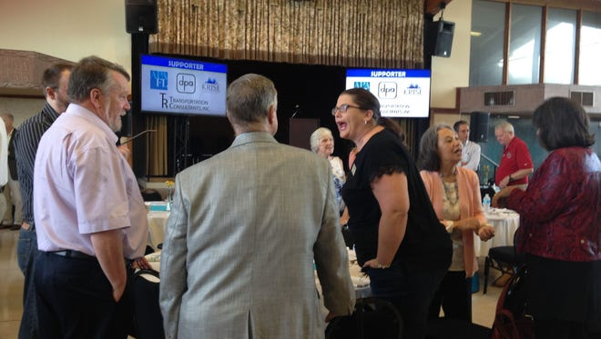 The Transportation Summit Friday in Cape Coral drew about 200 participants including county and municipal leaders, engineers, architects, planners and members of the general public.