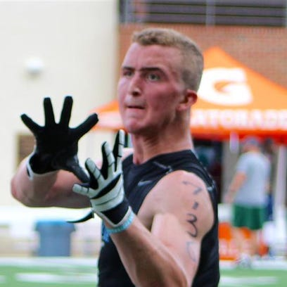 Three-star tight end Alexander Marshall plans on announcing
