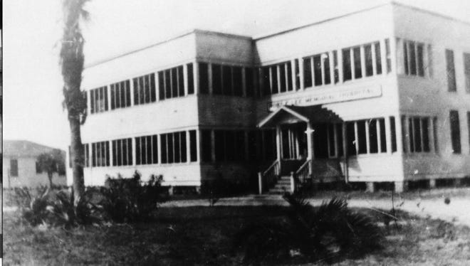 the first hospital in Lee County opened in the fall of 1916