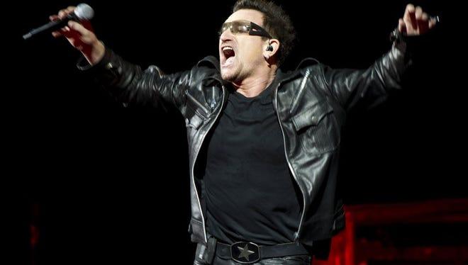 U@'s Bono.