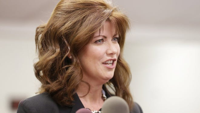 Lt. Gov, Rebecca Kleefisch will lead the Wisconsin Economic Development Corp.'s trade mission to Mexico, set for June.