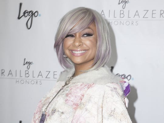 "Raven Symone attends Logo TV's ""Trailblazers"" at the"