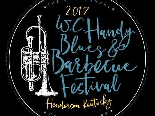 The 2017 Handy Festival logo.