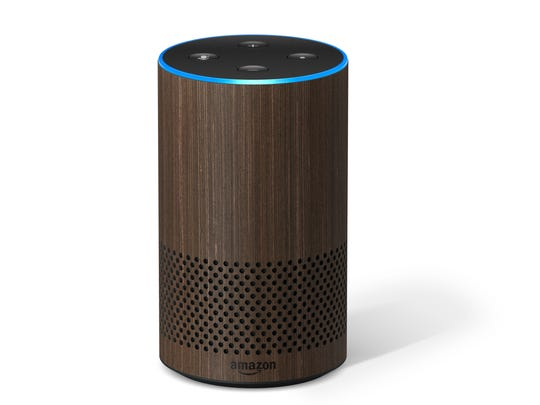 Amazon Walnut Echo. [Via MerlinFTP Drop]