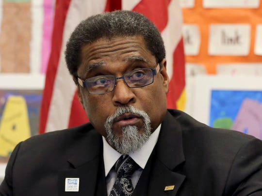 Former Flint emergency manager Darnell Earley will