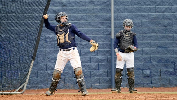 Roberson catcher Aaron McKeithan has committed to play