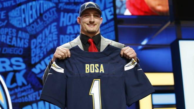 Joey Bosa.