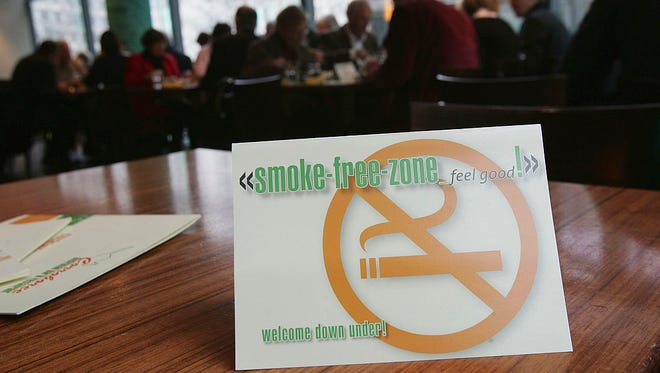 The Ingleside City Council discussed possible action on the ordinance proposed by Students Against Destructive Decisions, or SADD, to prohibit smoking in bars.