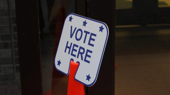 Polls will be open from 6 a.m. to 9 p.m. on Election Day.