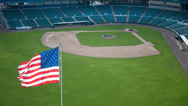 Campbell's Field was once home to the Camden Riversharks. According to power hitter George E. Norcross II, the stadium will be demolished to make way for athletic fields for Rutgers-Camden and public and renaissance schools in the city.