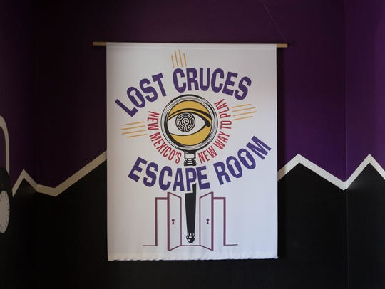 Lost Cruces Escape Room, has recently  added a new