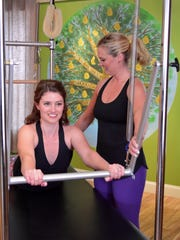 Chelsea Streifeneder of Body Be Well Pilates hopes to hone her pilates expertise in the new year.
