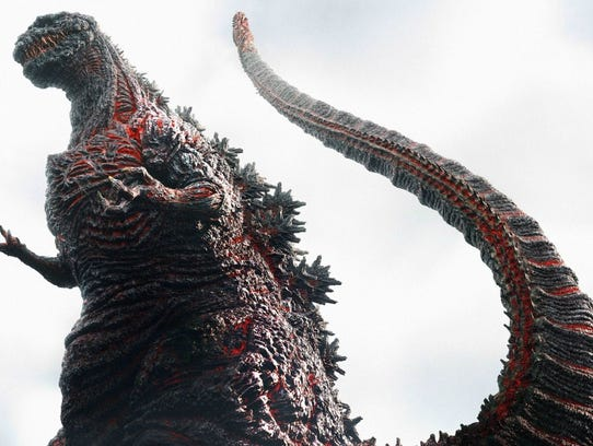 "Get reeeeady to ruuuuumble with ""Shin Godzilla."""