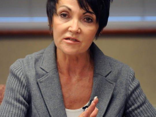 South Dakota Education Secretary Melody Schopp