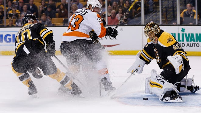 Jake Voracek and the Flyers feel they're ready to go in the regular season after a 4-2-2 record in preseason.