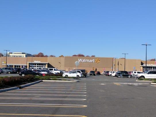 File photo of Walmart in Teterboro.