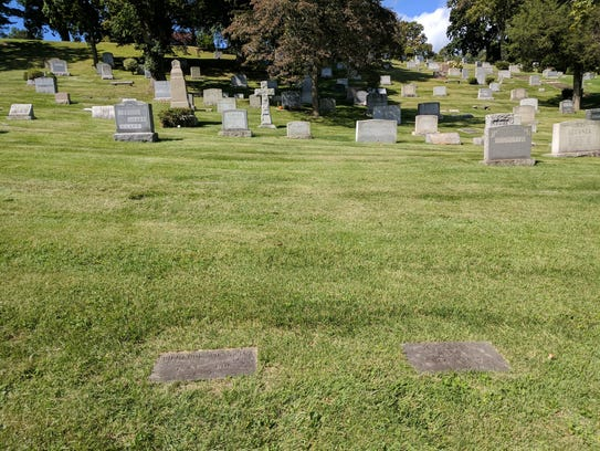 The Wilson plot at Kensico cemetery, with Epiphanius