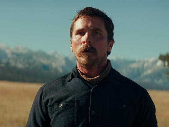 """Christian Bale stars in """"Hostiles,"""" the new Western drama from Entertainment Studios Motion Pictures."""