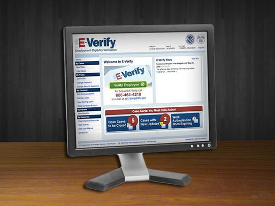 E-Verify Illustration